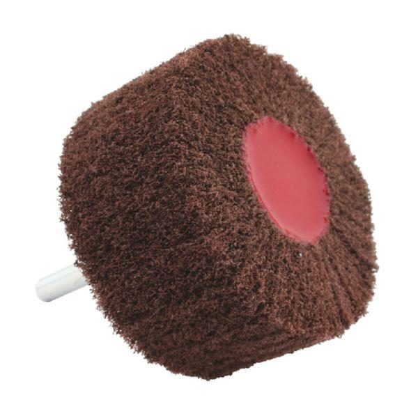 Cepillo abrasivo fibra nylón.