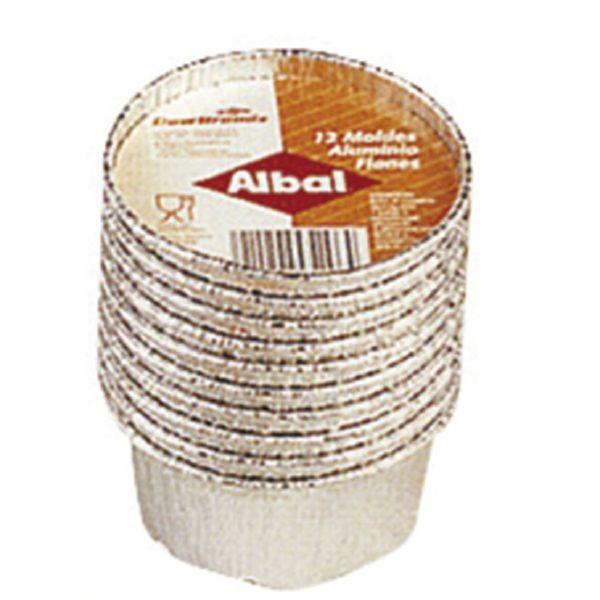 Molde aluminio.