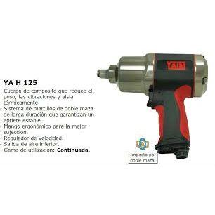 LLAVE DE IMPACTO YA H 125 COMPOSITE 1/2